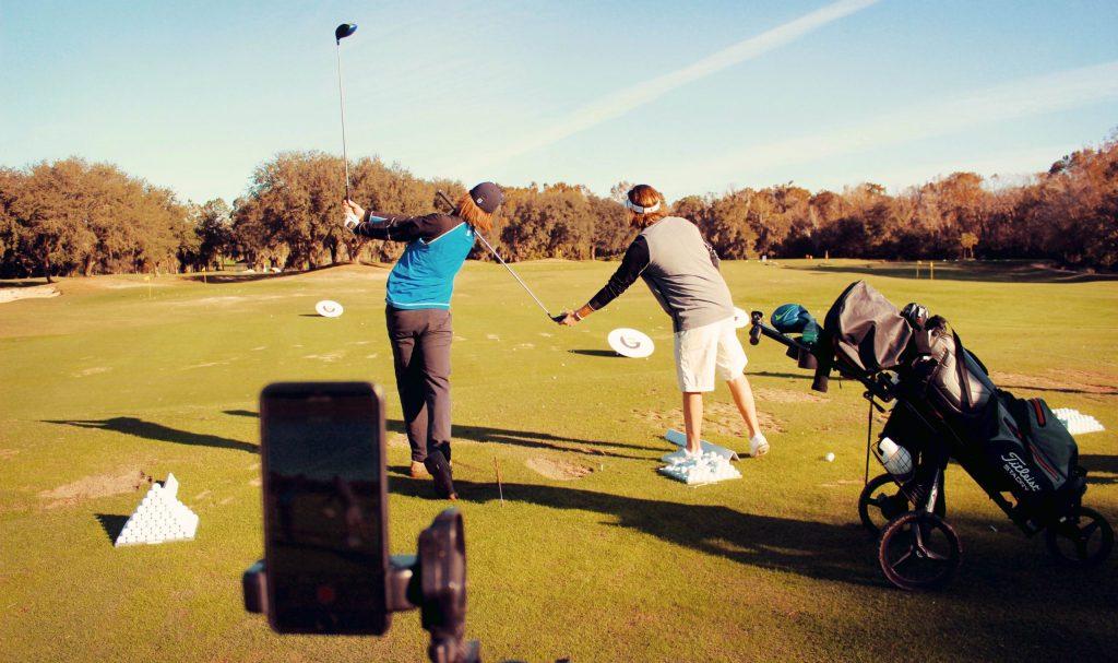 Få golfundervisning af Dansk Golf Akademi